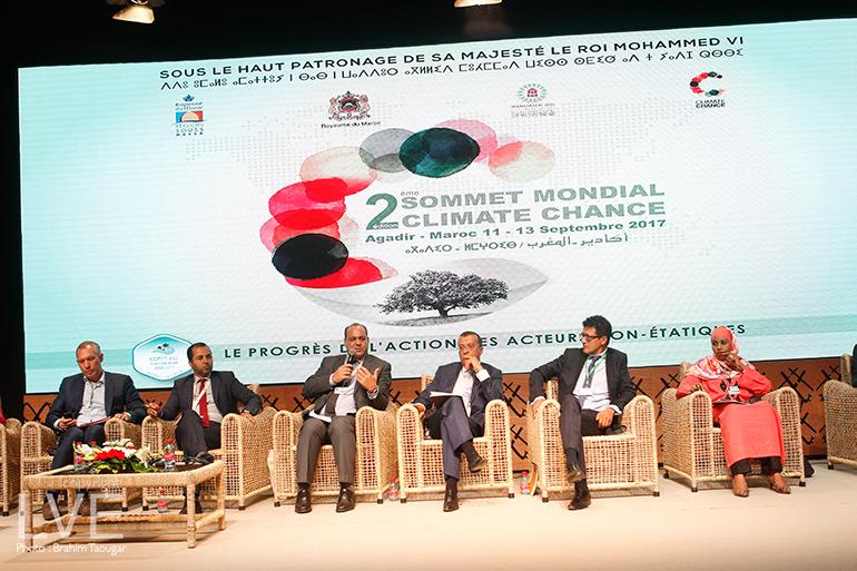 Les acteurs non-étatiques en conclave à Agadir — Climat Chance