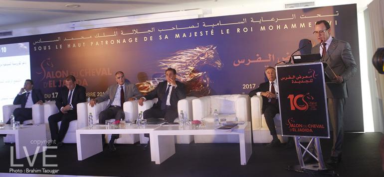 Le Salon du cheval d'El Jadida fête ses dix ans