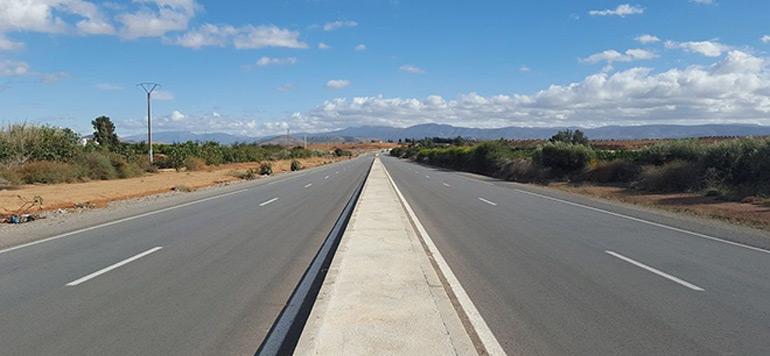 Voie express Taza-Al Hoceima : le lot Oued Nekkour-Kassita sera livré avant fin 2018