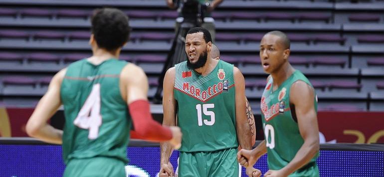 Afrobasket 2017 : Le Maroc en demi-finales face à la Tunisie