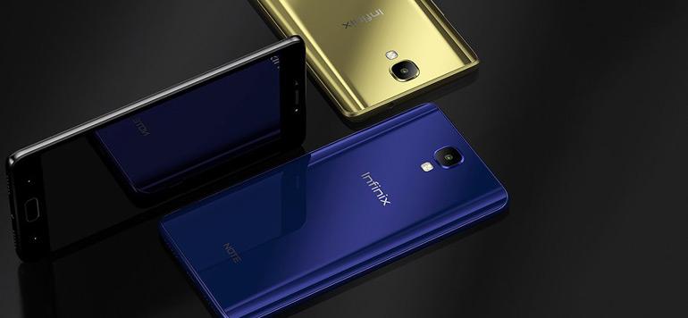 Infinix propose deux nouveaux appareils