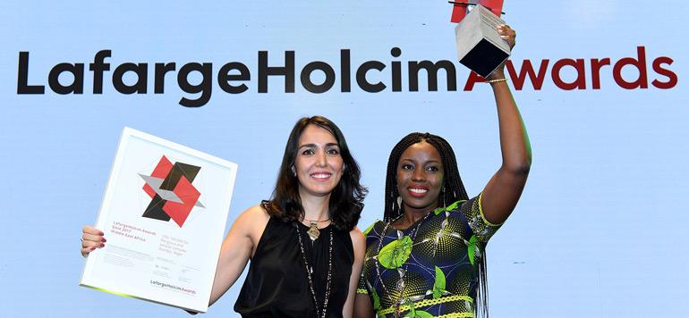 LafargeHolcim récompense les meilleurs projets de construction durable d'Afrique et du Moyen-Orient