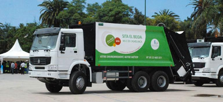 la mairie de Casablanca résilie son contrat avec SITA Blanca