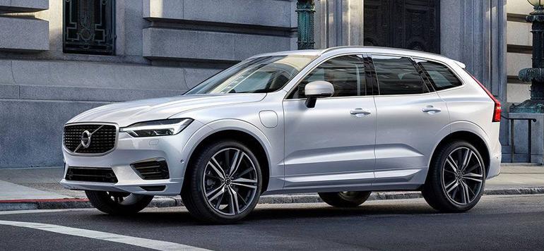 Le nouveau XC60 de Volvo fait le plein de technologies