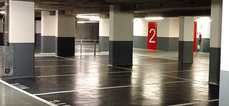 Casablanca : le parking souterrain bientôt ouvert