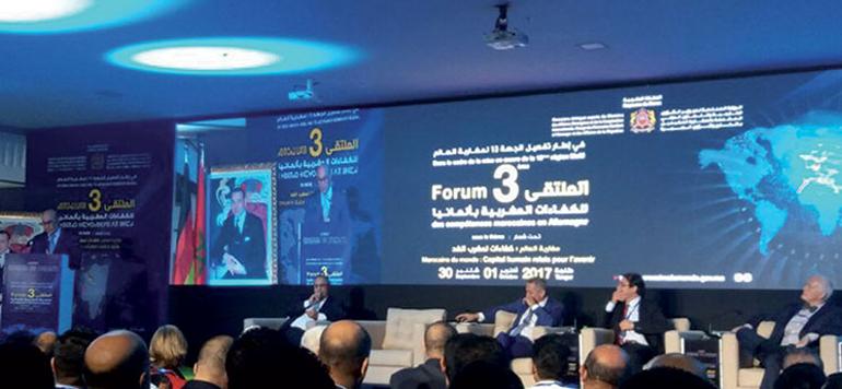 Les compétences marocaines d'Allemagne déterminées à contribuer au développement du pays