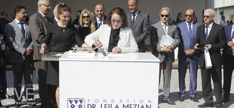 Leïla Amezian offre  un musée à Casablanca