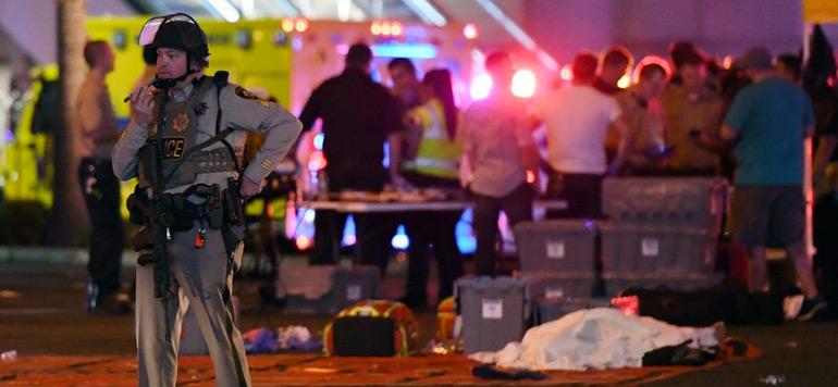 Fusillade de Las Vegas: Le bilan s'alourdit à 59 morts et 527 blessés