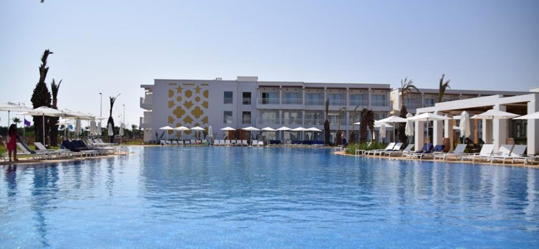 Le Groupe Meliá Hotels International inaugure de nouvelles unités 5 étoiles à Saïdia