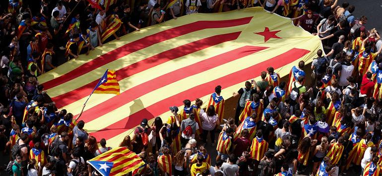 La France ne reconnaîtrait pas la Catalogne en cas de déclaration d'indépendance