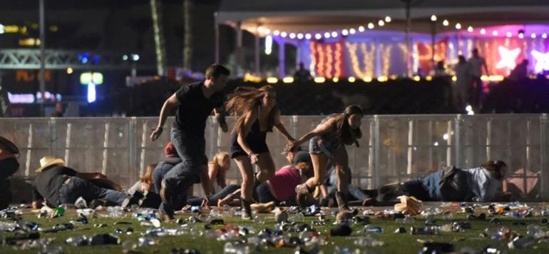 Las Vegas : plus  de 20 morts et plusieurs blessés dans une fusillade