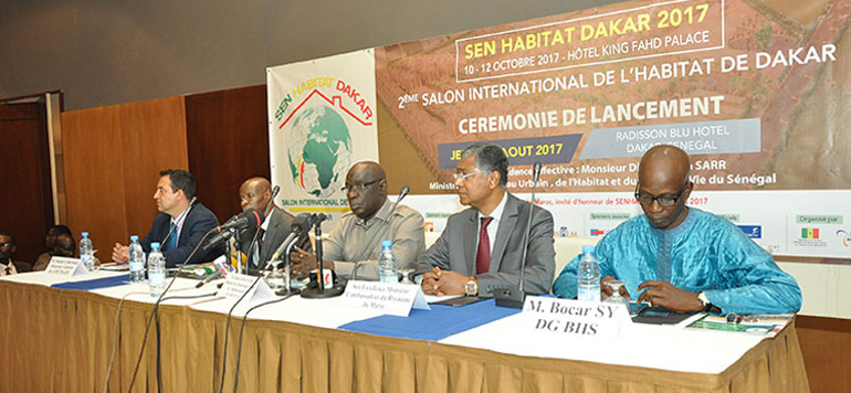 Le Maroc invité d'honneur du Salon de l'habitat de Dakar