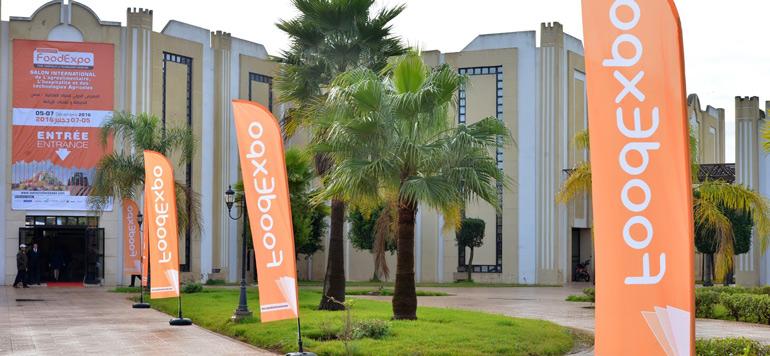 Morocco FoodExpo se tiendra du 8 au 10 décembre