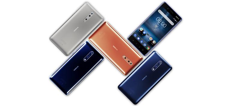 Nokia 8 désormais disponible au Maroc
