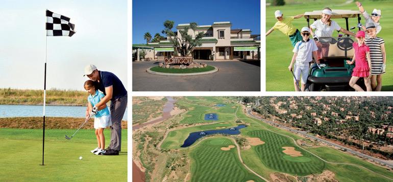 Le Palm Golf Marrakech lance une académie de golf junior