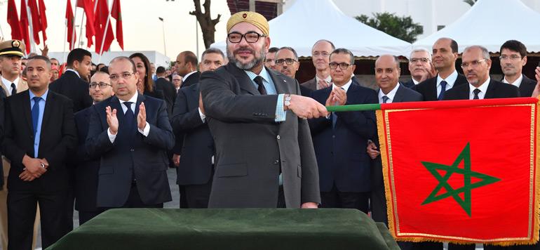 Rabat-Salé : travaux lancés pour l'extension de la ligne 2 du tramway