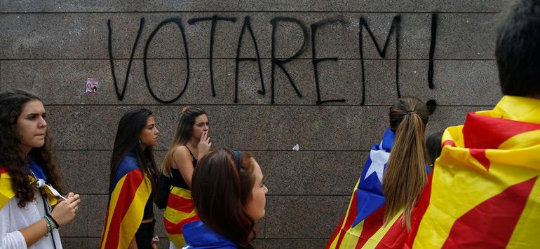 Référendum en Catalogne: 90% des votants en faveur de l'indépendance