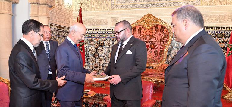 SM le Roi appelle à la préservation et à la valorisation des «ressources stratégiques» du Royaume