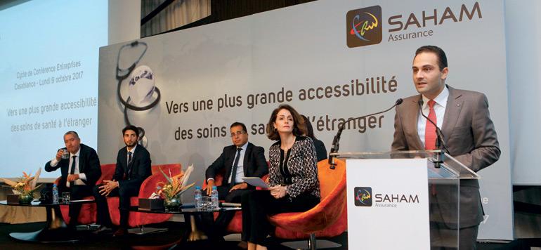 Saham Assurance vulgarise ses produits d'assurance santé