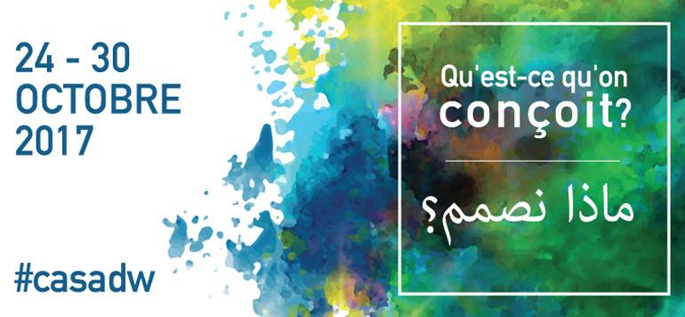 Semaine de Design à Casablanca