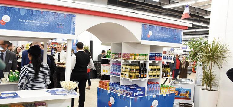 «Bon appétit France» s'invite chez Marjane et Carrefour