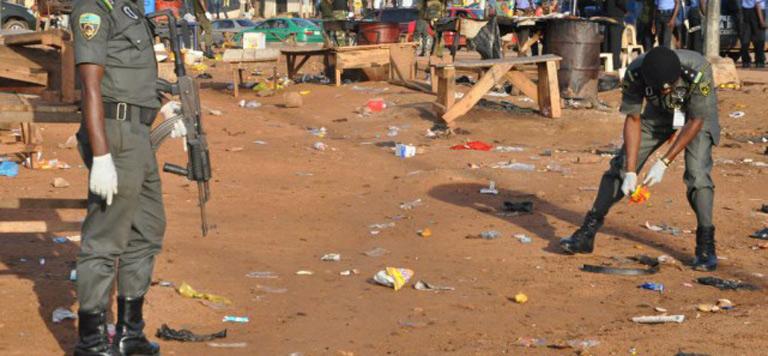Des explosions font 18 morts au Nigeria