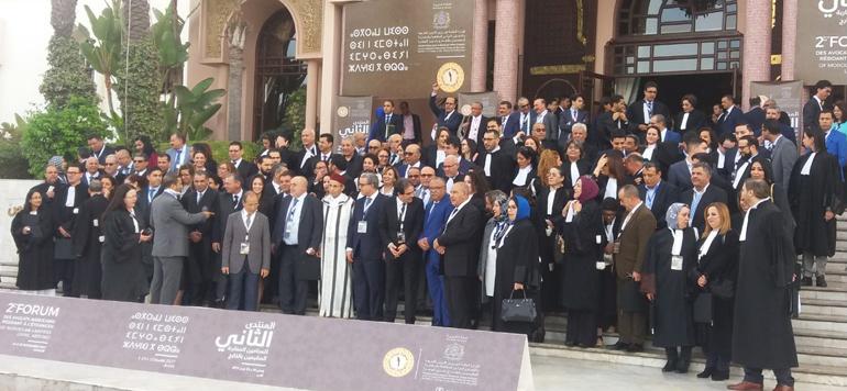 Deuxième édition du Forum des Avocats MRE à Agadir