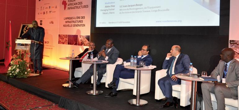 50 milliards de dollars manquent chaque année à l'Afrique pour rattraper son retard en infrastructures