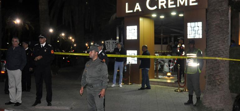 Fusillade à Marrakech : six personnes arrêtées à Casablanca