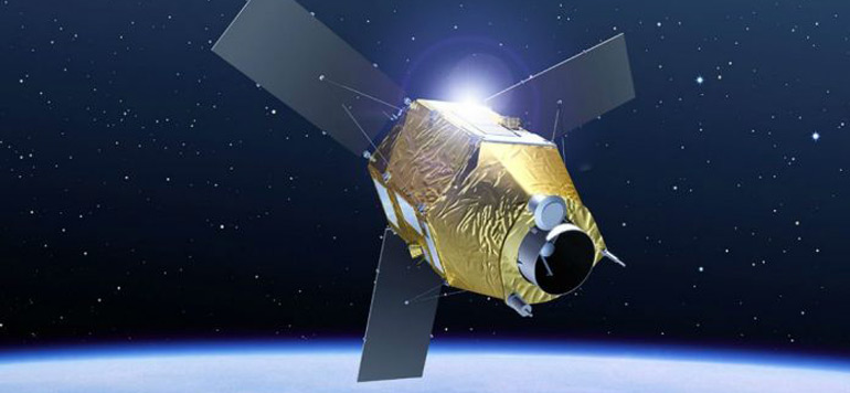 Vidéo : Lancement du satellite Mohammed VI -A
