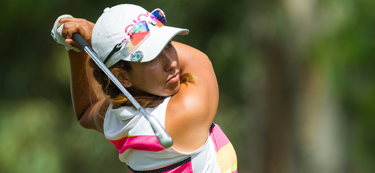 Sanya Ladies Open en Chine: Maha Haddioui signe une excellente prestation