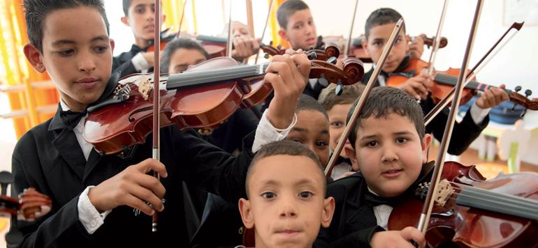 OPM : les jeunes pousses de Mazaya reprennent les auditions