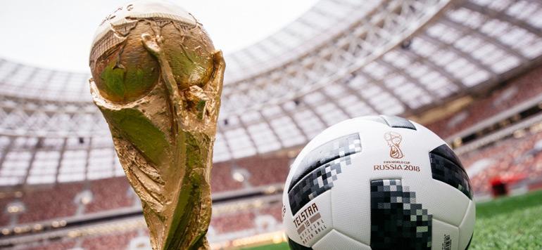 Mondial-2018: La composition des chapeaux désormais connue