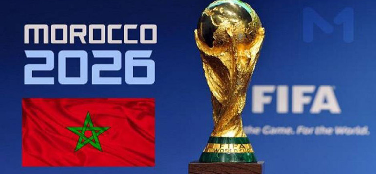 Le Mondial 2026 pour le Maroc ?