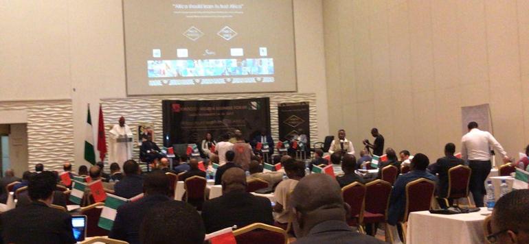 Témoignages : un premier déplacement au Nigeria pour tâter le terrain
