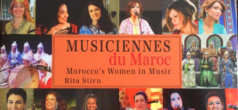 Un livre hommage aux femmes musiciennes du Maroc