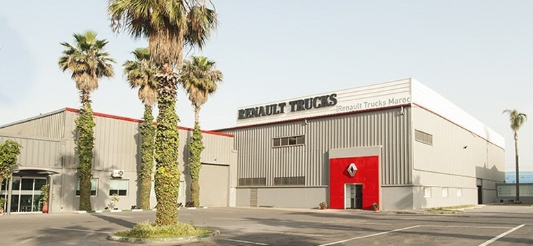 Renault Trucks cède ses activités au Maroc
