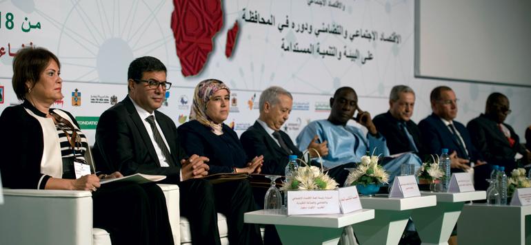 Economie sociale et solidaire : le Maroc densifie ses relations avec le continent