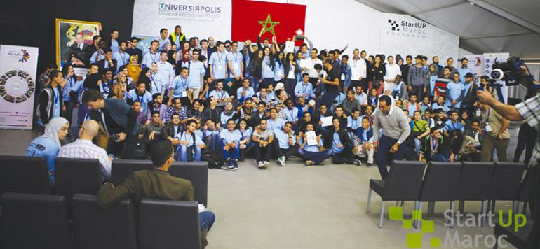 StartUp Maroc prime de nouveaux projets