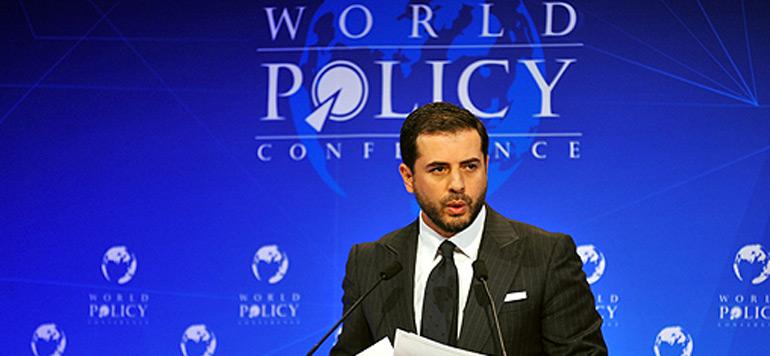 La World Policy Conference fête dix ans de quête d'une meilleure gouvernance mondiale