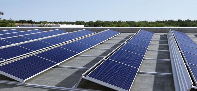 Les terrasses des hôtels de Marrakech seront équipées de panneaux photovoltaïques