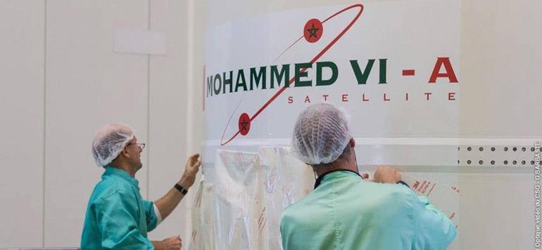 Le satellite MohammedVI-A mis en orbite