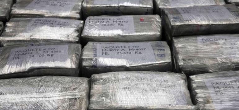 Espagne : Près de 6 tonnes de cocaïne saisies au port d'Algésiras