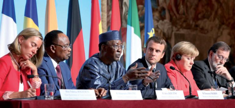 Afrique-Europe : vers un partenariat rénové