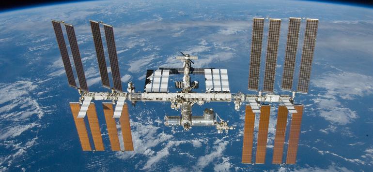 Allo Rabat, ici ISS !