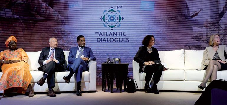 Les défis et les perspectives de l'Afrique débattus lors la 6e édition de Atlantic Dialogues