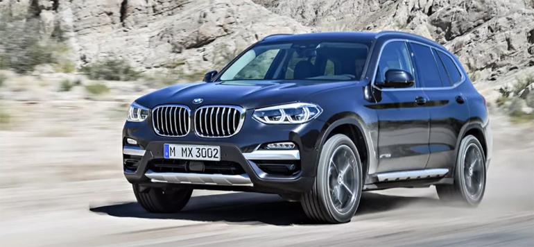 Smeia lance la troisième génération de la BMW X3