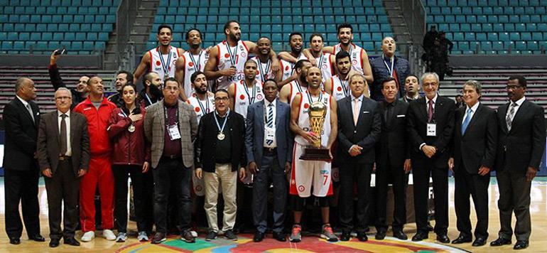 Basketball : L'AS Salé champion d'Afrique