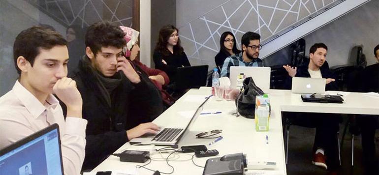 Espace Bidaya accueille un nouveau groupe de projets