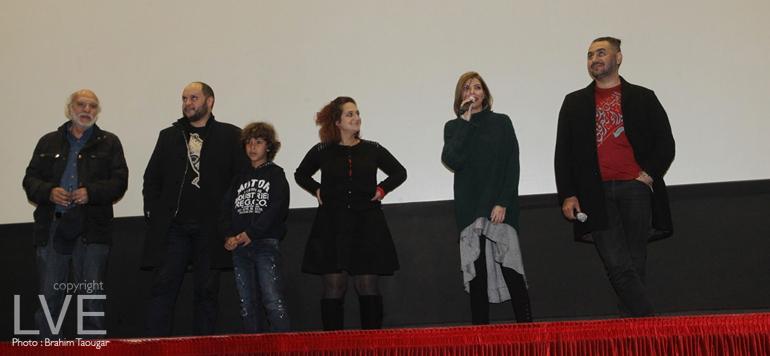 «Headbang Lullaby», le dernier film de Hicham Lasri présenté en avant-première à Casablanca